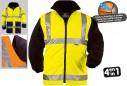 - İthal Hı-Way (4in1) Polyester Reflektörlü Parka 0113 43-3