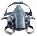 - 3M 7502 YarımYüz Gaz Maskesi 0070 27